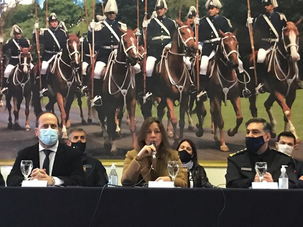 Autoridades nacionales dieron detalles de la 'Operación Punzar'