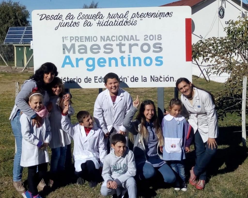 En Hoy es Domingo conocemos la historia de Silvana Arnaudo, docente rural
