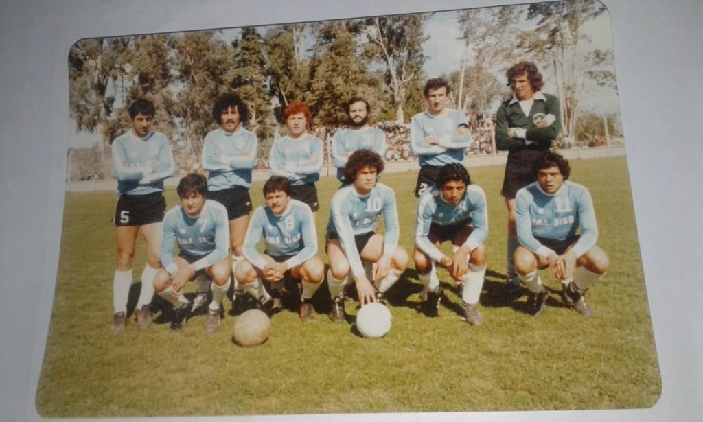 Edgardo Waes: El fútbol como legado de familia