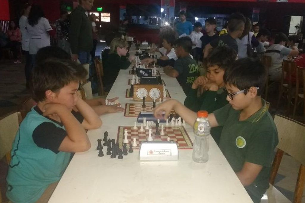 Torneos internos de ajedrez en Nuevas Lenguas