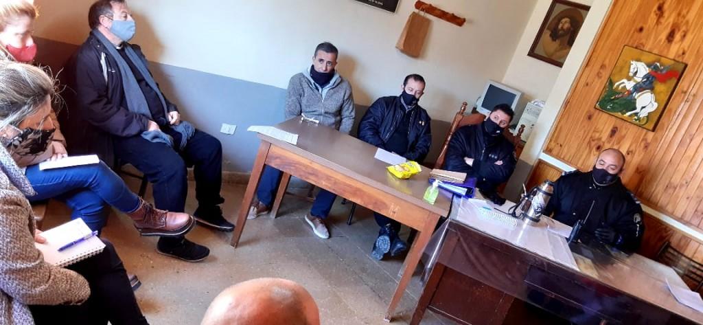Instauran el Comité para la prevención y solución de conflictos en la Unidad 2