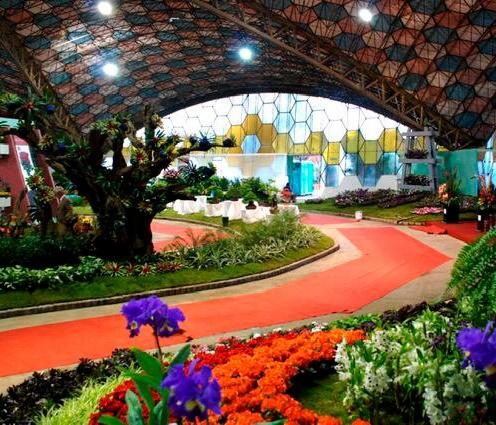 Este año, la Fiesta Nacional de la Flor será virtual