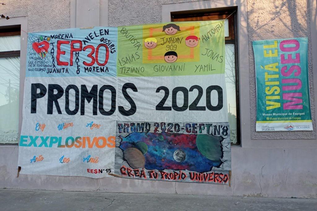 Virtual celebración de la primavera y presentación de las Promos 2020 en Espigas