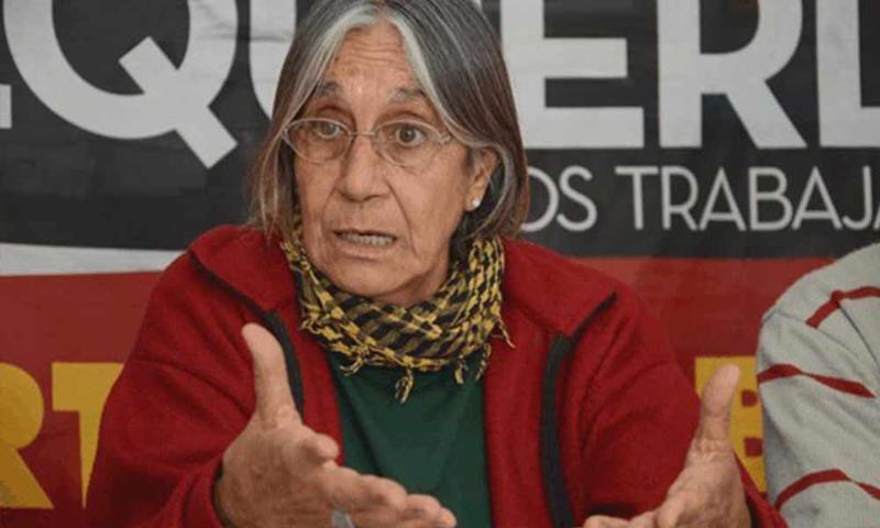 Nora Biaggio: 'El saqueo a las jubilaciones no es una situación excepcional sino una orientación de fondo'
