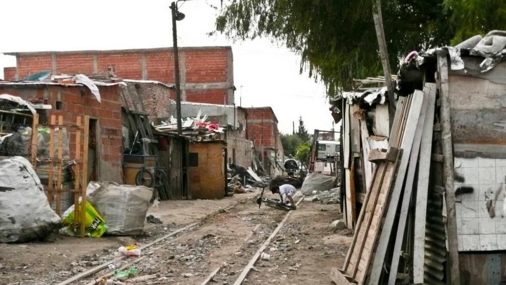 El Índice de pobreza subió al 40,9% en el primer semestre