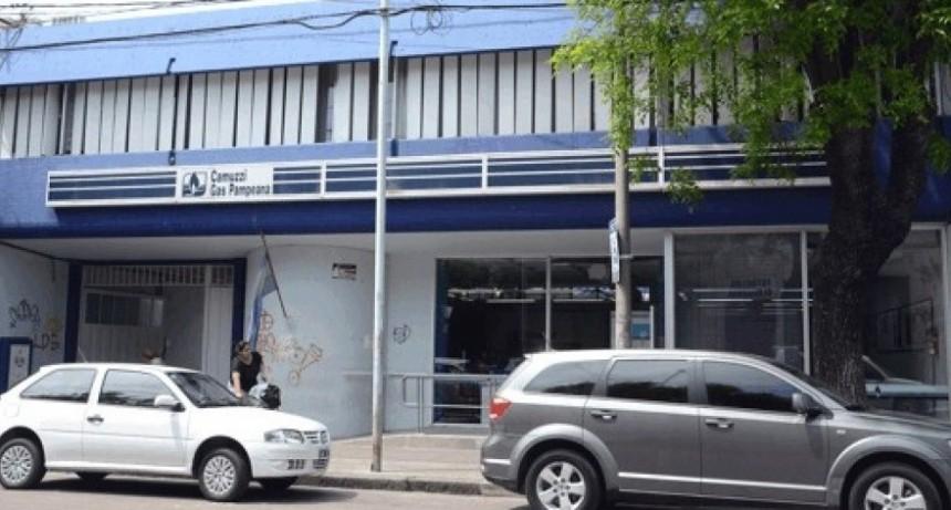 Camuzzi: 'Los cuadros tarifarios son de abril de 2019'