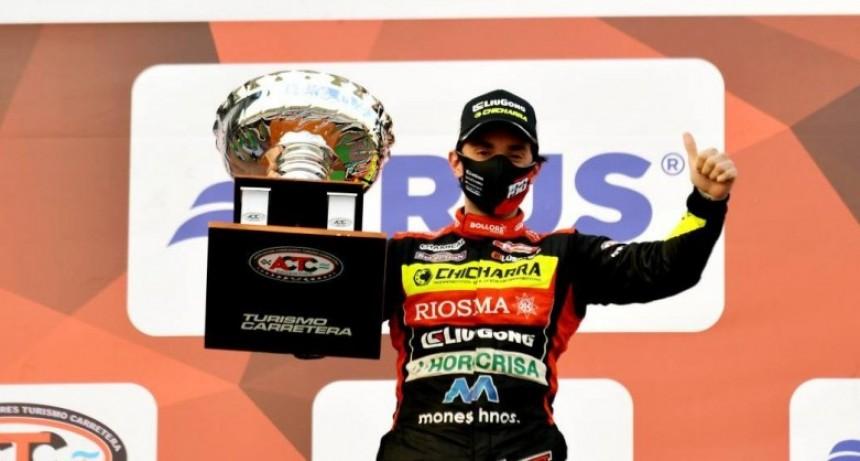 Se disputó la primera carrera de TC en seis meses