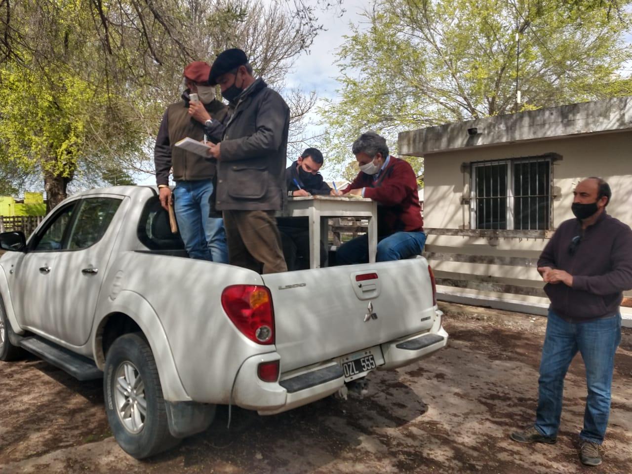 'Remate Alzaga Unzué y Cía S.A este jueves se realizó en Olavarría'