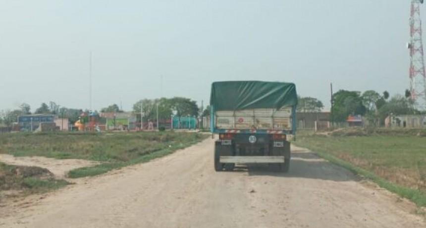 Liberaron al camionero olavarriense detenido en Formosa