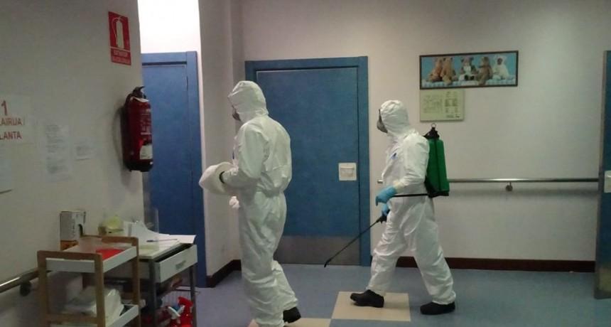 Dependencias cerradas por coronavirus
