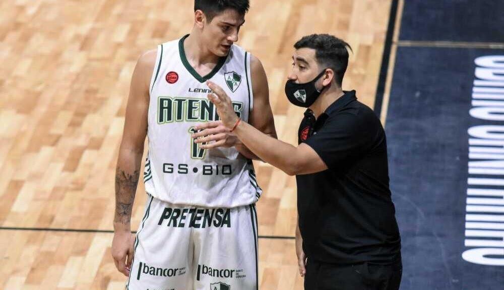 Cristian Colli: 'Crecí con Estudiantes como un equipo grande del básquet'