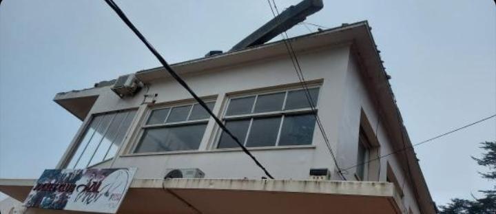 Importantes destrozos causó la tormenta en Azul
