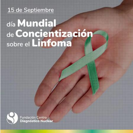 Este miércoles 15 es el Día Mundial del Linfoma