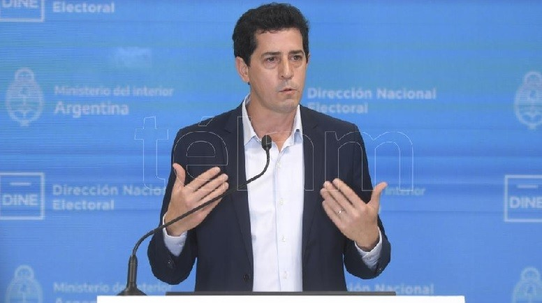 Eduardo ´Wado´de Pedro puso su renuncia a disposición del Presidente