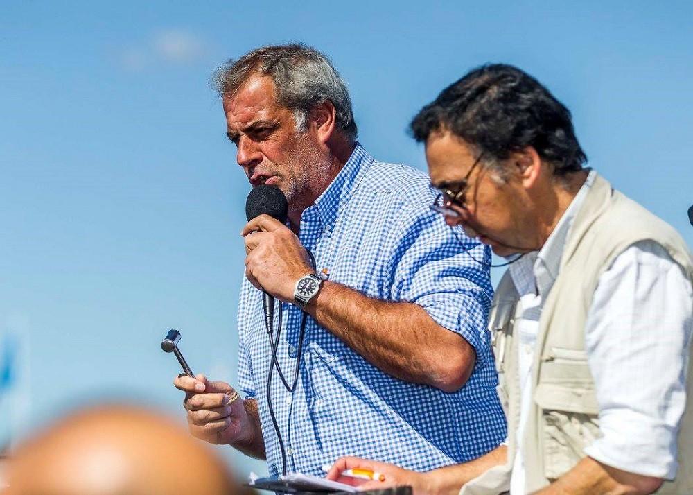 Nacional de Hereford y Shorton en Azul: Julio Ruíz de Ganadera Azul dijo que se espera una muy buena muestra