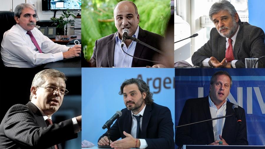 Fernández comunicó los cambios en el Gabinete