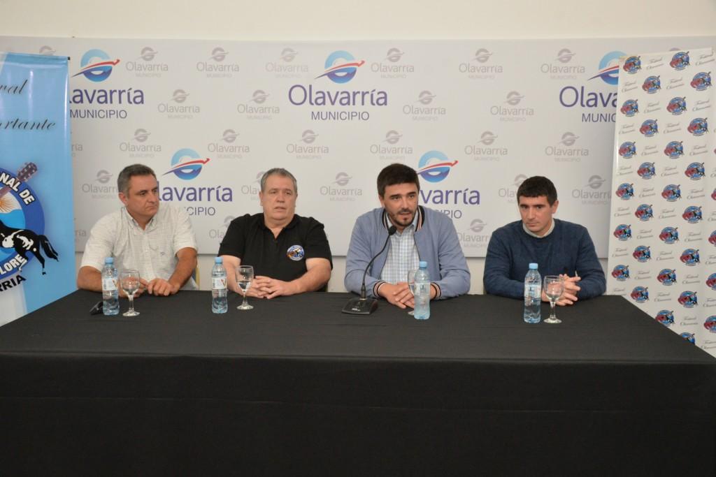 Anunciarían realización del Festival de Olavarría en Marzo del año que viene