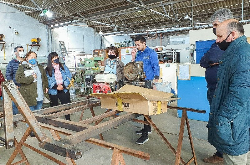 Tapalqué : avanzan las gestiones para incorporar una escuela de Enseñanza Técnica a al distrito