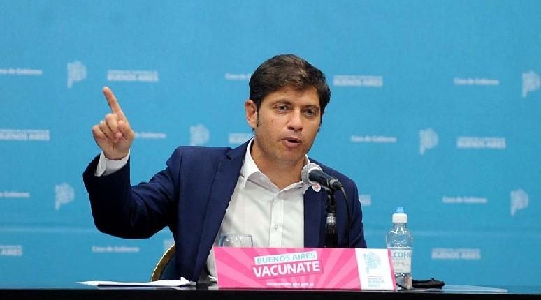 Jura de Ministros en la provincia de Buenos Aires