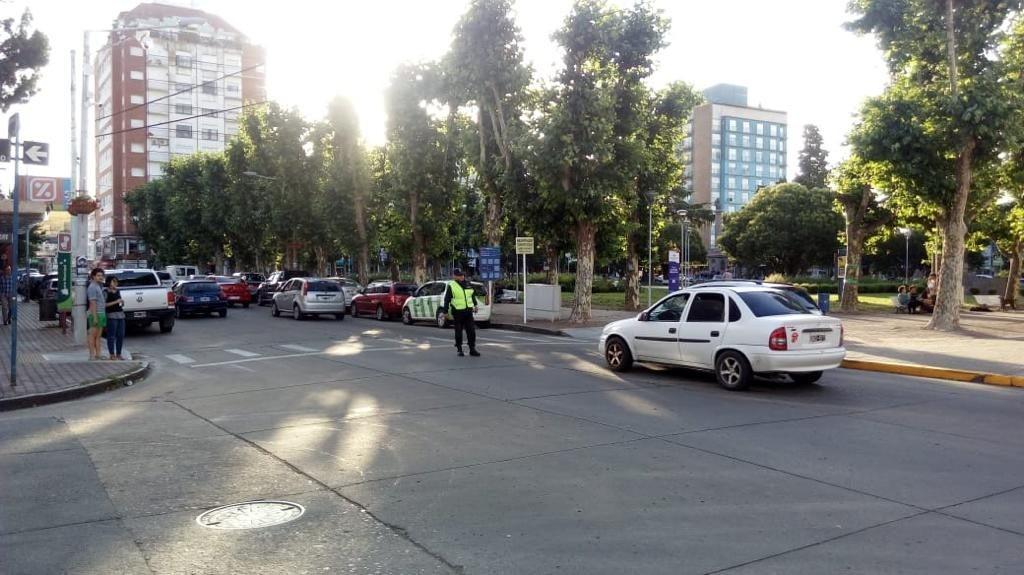 El Municipio da cuenta del informe de tránsito y nocturnidad