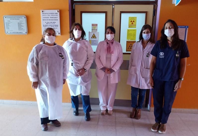 Hospital de Oncología: la Provincia invirtió 5 millones para renovar la aparatología de radioterapia