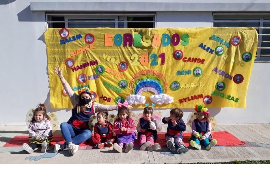 Jardines Maternales y Centros de Día celebraron el Día de la Primavera