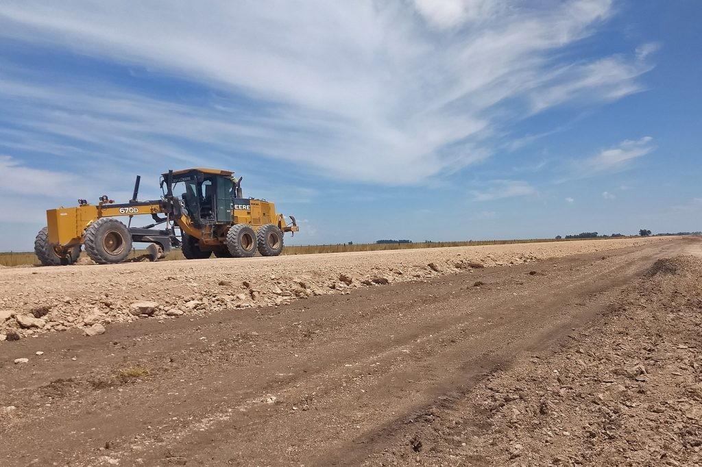 El Municipio realizará el mantenimiento del camino entre Recalde e Iturregui