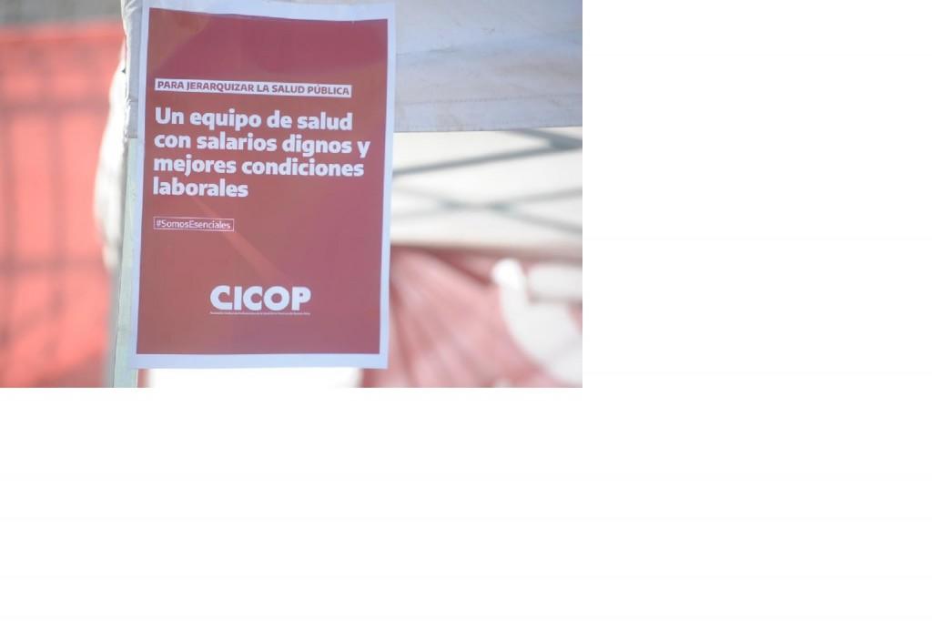 CICOP recibió convocatoria a paritarias para el miércoles 29 de septiembre