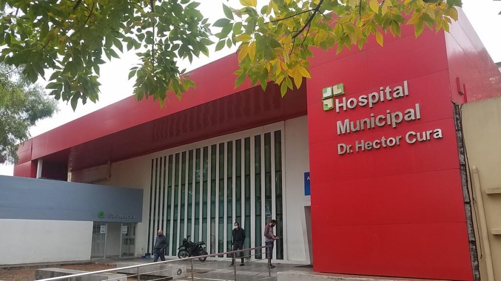 Coronavirus: Quedan dos pacientes internados en el Hospital Municipal
