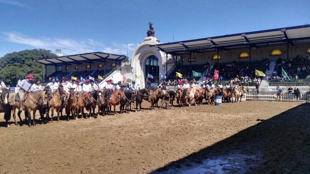 """LU 32 agradece a las empresas que acompañaron la cobertura de la """"Expo Primavera de Caballos Criollos y Argentina Ovina"""""""