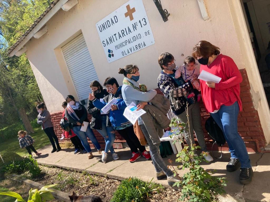 Exitosa campaña de salud integral de la mujer en Blanca Grande