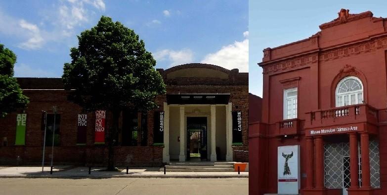 Actividades en el Centro Cultural y el Museo Dámaso Arce en la Semana de las Artes 2021