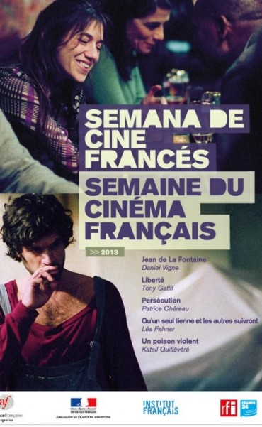 Comenzó la 4º Semana de Cine Francés en Olavarría