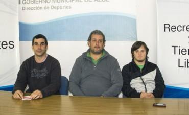 Azuleños representarán a la Provincia en las finales de los Juegos Evita