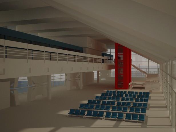 Avanza el proyecto de reformas en la Terminal de Ómnibus