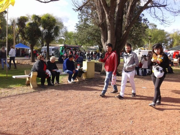 Radio Olavarría en la Exposición Rural