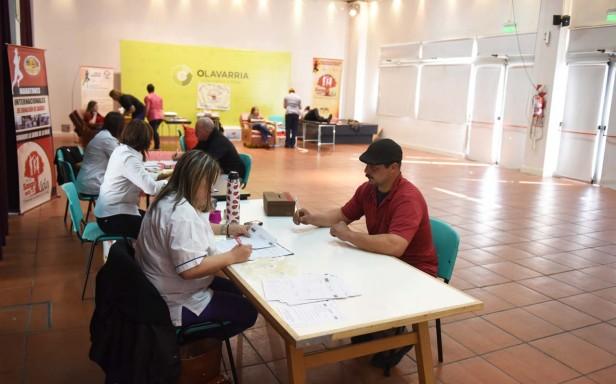 Se desarrolla una nueva colecta externa de sangre de donantes voluntarios