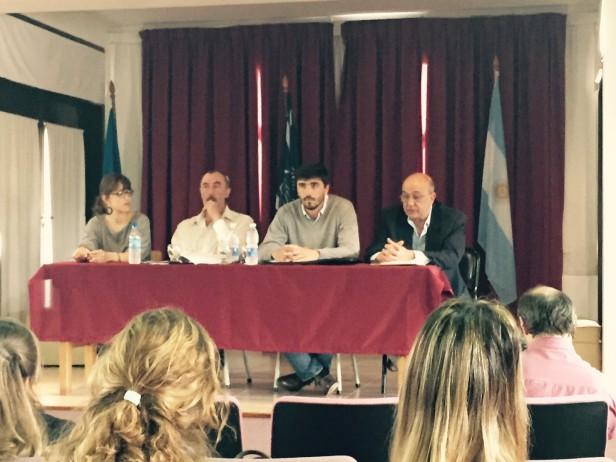 Galli anunció la concreción de un 'Parque del Conocimiento' en Ingeniería