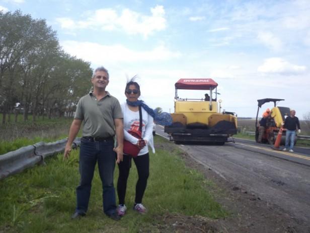 Ruta 51:  comienzan las obras en nuevo tramo