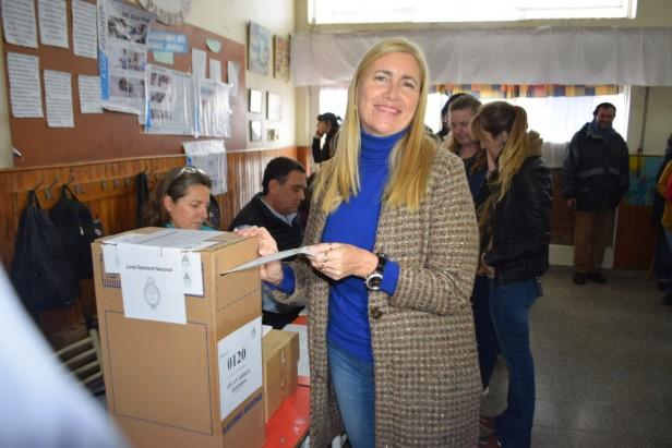 Liliana Schwindt: Es una gran experiencia para mi