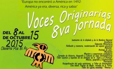 8ªJornada de Voces Originarias