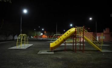 Se reinauguran plazas remodeladas por el Gobierno Municipal