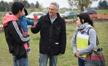 Eseverri: Hoy hay nuevos sueños de la casa propia que nacen en Olavarría