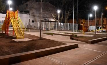 Mañana se realizará la reinauguración de la Plaza de la Concordia