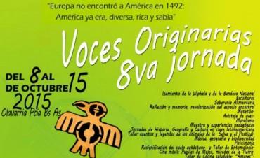 8ª Jornada de Voces Originarias