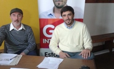 Galli presentó medidas económicas para Olavarría