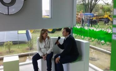 LU 32 en la Expo Olavarría 2015 y la Segunda Exposición Nacional Angus