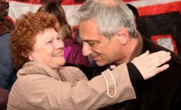 Eseverri acompañó a radicales que apoyan su candidatura a Intendente