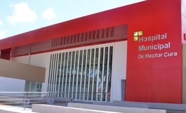 Un herido de arma de fuego ingresó al hospital