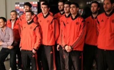 Franco Mariani debuta en el Torneo Federal de Basquet